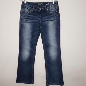Silver Jeans Aiko Mid Bootcut Women Jeans Size 29